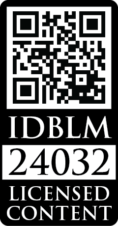IDBLM Seal of Authenticity